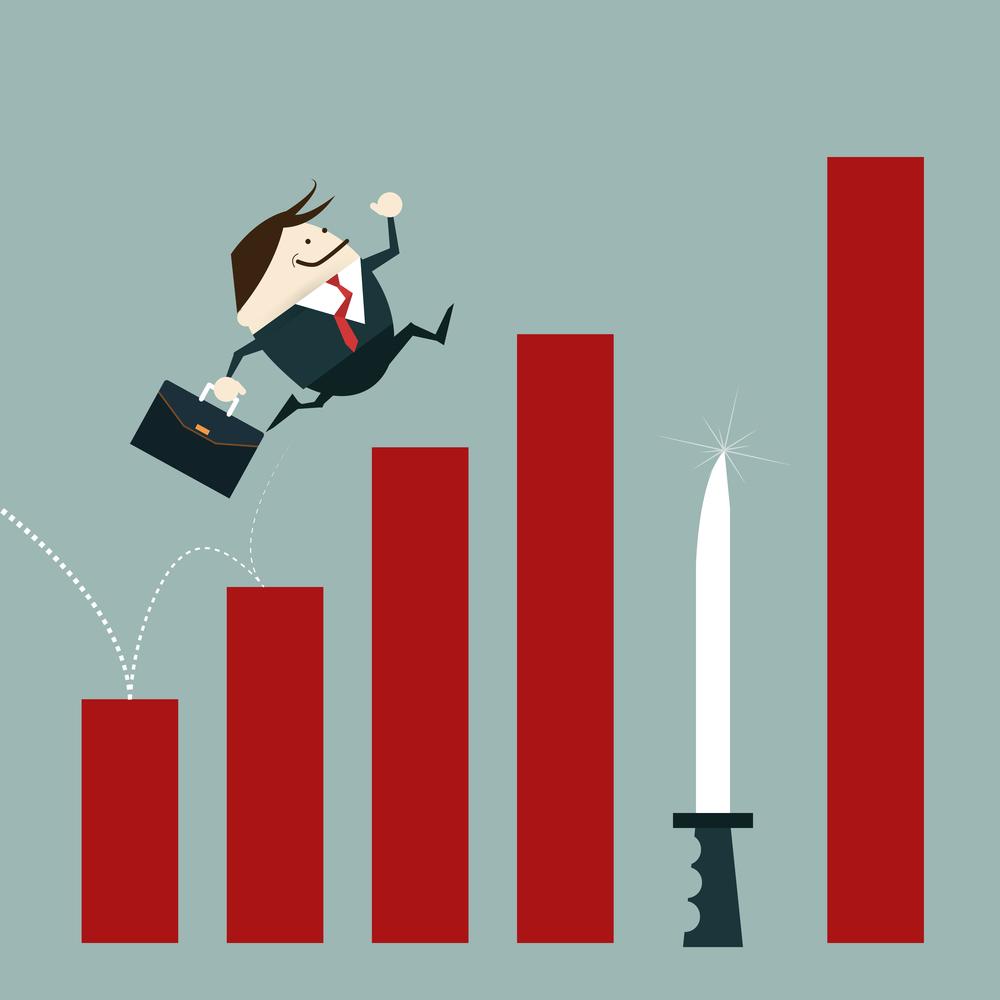 Risco de um investimento e volatilidade